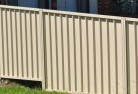 Brooklyn Park Corrugated fencing 6