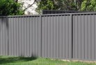 Brooklyn Park Corrugated fencing 9
